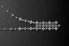 DENTELLE DE MONOGRAM - precious Louis Vuitton jewelry series