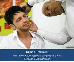 http://nsavl.com/tinnitus-treatment.php – Evaluating your tinnitus and choosing the right treatment option will include a hearing exam. Once physical causes of hearing loss are ruled out, the experts at North Shore Audio-Vestibular Lab will discuss different therapeutic approaches with you. Call our Highland Park location for an appointment.