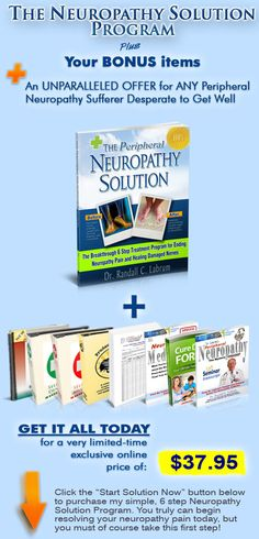 The Neuropathy Solution Solves Your Peripherhal Neuropathy Pain Peripheral Nerve, Peripheral Neuropathy, Self Treatment, Diabetic Neuropathy, Nerve Pain, Medical Prescription, Health Remedies, Pain Relief, Natural Remedies