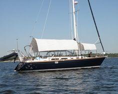 Shadetree Boat Awning