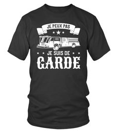 Je Peux Pas Je suis de Garde T-Shirt, Hoodie ,Sweat À Capuche Unisexe, Sweater, Col Rond Femme, Manches Longues, Premium, Enfant (16)   Teezily   Buy, Create & Sell T-shirts to turn your ideas into reality T Shirt, Sweatshirt, Mens Tops, Fashion, Kid, Woman, Unisex, Hoodie Sweatshirts, Round Collar