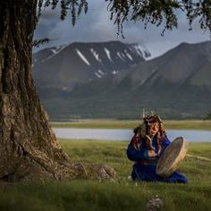 Read Mongolia's lost secrets in pictures: the last Tuvan shaman by Lonely Planet