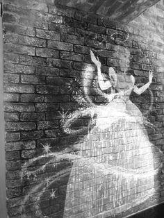 fairytale graffiti