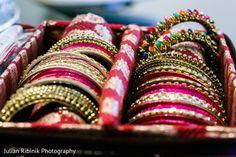 Jewelry details. http://maharaniweddings.com/gallery/photo/24341
