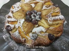 Torta Integrale alla Frutta - Anna e la sua Cucina