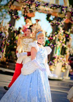 ~A Christmas Fantasy Parade - Cinderella~