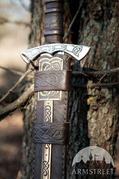 Medieval Sword Sheath