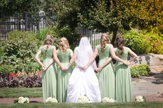 Bridesmaids shot