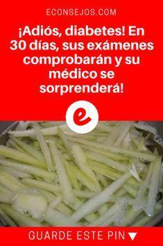 Diabetes español | ¡Adiós, diabetes! En 30 días, sus exámenes comprobarán y su médico se sorprenderá! | La receta es bastante simple. Son sólo dos ingredientes. Aprenda aquí.