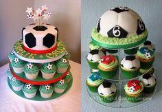 Festa esportes: ideias incríveis de bolos e muito mais!