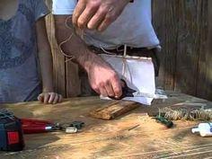 How to make a Huck Finn Raft