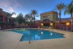 Check for available units at San Miguel Apartments in Mesa, AZ. View floor plans, photos, and community amenities. Make San Miguel Apartments your new home. Apartments, New Homes, Floor Plans, Tours, Outdoor Decor, Home Decor, San Miguel, Decoration Home, Room Decor