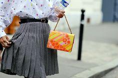 Paris – Art In A Bag. Photo © Wayne Tippetts