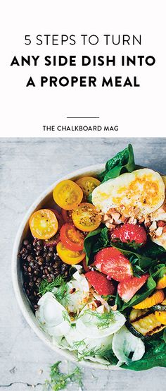 Easy food hacks from The Chalkboard Mag