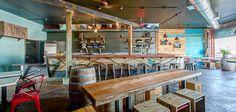 Gravlax wine and beer bar, Culver City