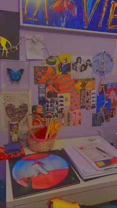 Room Ideas Bedroom, Bedroom Decor, Vintage Room, Retro Room, Indie Room Decor, Grunge Room, Room Goals, Room Planning, Aesthetic Room Decor