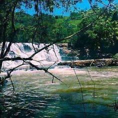 Um ótimo lugar pra relaxar, não?! 🍃☀ #aventure #aventureiros #aventureirosbr #trip #trilhas #trekking #natgeo #naturezaperfeita #nature #natureza #cachoeira #saltodoapucaraninha #mochileiros #ecoturismo #adventuretime #adventure #amazing #goproadventure #lifestyle #profissaoaventura