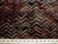 neutral printed fabric