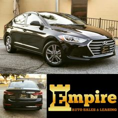 Congratulations  Caroline & Kevin on your Brand new Hyundai Elantra . Enjoy your new car and thank you for your loyalty and support. #empireauto #new #car #lease #purchase #finance #newcarlease #newcarfinance #refinance #leasingcompany #customerservice #glenoaksblvd #autobroker #autobrokers #brokerdeals #specialdeals #freeoilchange #freemaintenance #wholsaler #autobrokerdeals #2017hyundaielantra