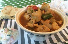 Kylling Kadahi Mat, Chicken, Food, Meals, Yemek, Buffalo Chicken, Eten, Rooster