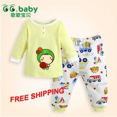 Find More Clothing Sets Information about 2015 New Spring Autumn Baby Clothing Sets 2pcs Long Sleeve Newborn Shirt+Pants Baby Boy Girl Sets Bebes Suits,High Quality Clothing Sets from GG. Baby Flagship Store on Aliexpress.com