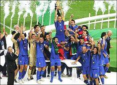 Italia Campeon del Mundo 2006