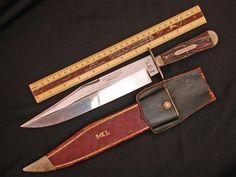 Civil War Union Bowie Knife