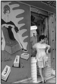 Henri Cartier-Bresson 1962