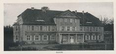 Thymau, Herrenhaus, Ansicht