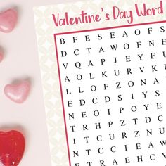 Be ready for Valentine's Day Class Parties or even quiet activities with this FREE printable from Everyday Party Magazine #ValentinesDay #FreePrintable #KidsValentine #RoomMomActivities