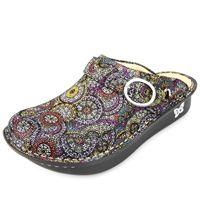 Alegria Seville Spiro Multi comfort clog shoes for women