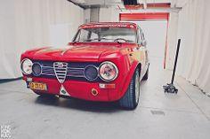 Alfa Romeo Giulia Super :: kingkokkas