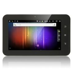 Buy discount 8GB 7 Inch 5 Touch Point Capacitive Touch A10 Android 2.3 Tablet PC 2160P HDM($117.99)