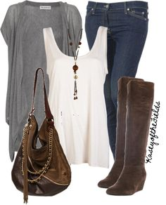 """""""The Meredith (w/o pic)"""" by kaseyofthefields on Polyvore"""