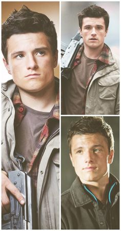 Josh Hutcherson as Robby in Red Dawn. I can say that he's the most handsome man that I've seen. Josh Hutcherson, Josh And Jennifer, James Roday, Luke Mitchell, Bae, Jim Sturgess, Aaron Taylor Johnson, Jennifer Lawrence, Celebrity Crush