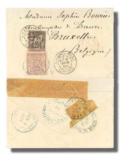 Old Belgium Envelope