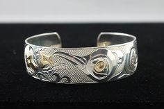 """The MOA Shop: """"Hummingbird Bracelet"""" by Salteaux/Ojibway artist Kelvin Thompson."""