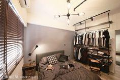 站內文章-室內設計 : 私享,一個人的輕工業風巢 :::幸福空間:::華人首選室內設計、裝潢影音入口平台!