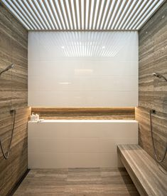 Cantilever House - Sumich Chaplin Architects Landscape Engineer, Bathtub, Interior Design, Architects, Projects, House, Bathrooms, Dining Room, Standing Bath