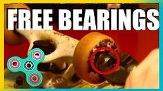 easiest Fidget Spinner - YouTube