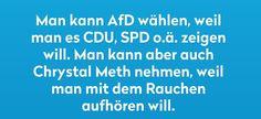 #noAfD #protestwähler?!?