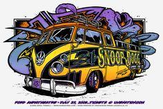 rock poster art - Google Search