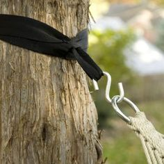 No more hurting the trees!!!!