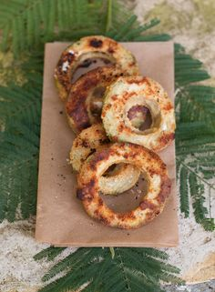 Avocado Onion Rings