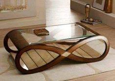 Cozy Tea Table Design Ideas That Looks Cool 48 Centre Table Design, Tea Table Design, Wood Table Design, Table Designs, Unique Furniture, Home Decor Furniture, Table Furniture, Furniture Design, Furniture Movers