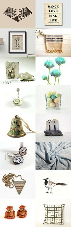 Dance , Love , Sing , Live  by Elinor Levin on Etsy--Pinned with TreasuryPin.com