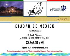 e-FUNPASS Año 12 No. 470 :) CDMX