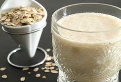 #Batido a base de avena y linaza para alcanzar la silueta de tus sueños #Nutrición y #Salud YG > nutricionysaludyg.com
