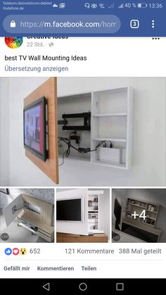 Tv Wand Kabel Verstecken