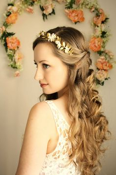 Goddess Hairstyles Simple Greek Goddess Hair Style  Greek Hairstyles Like The Greek